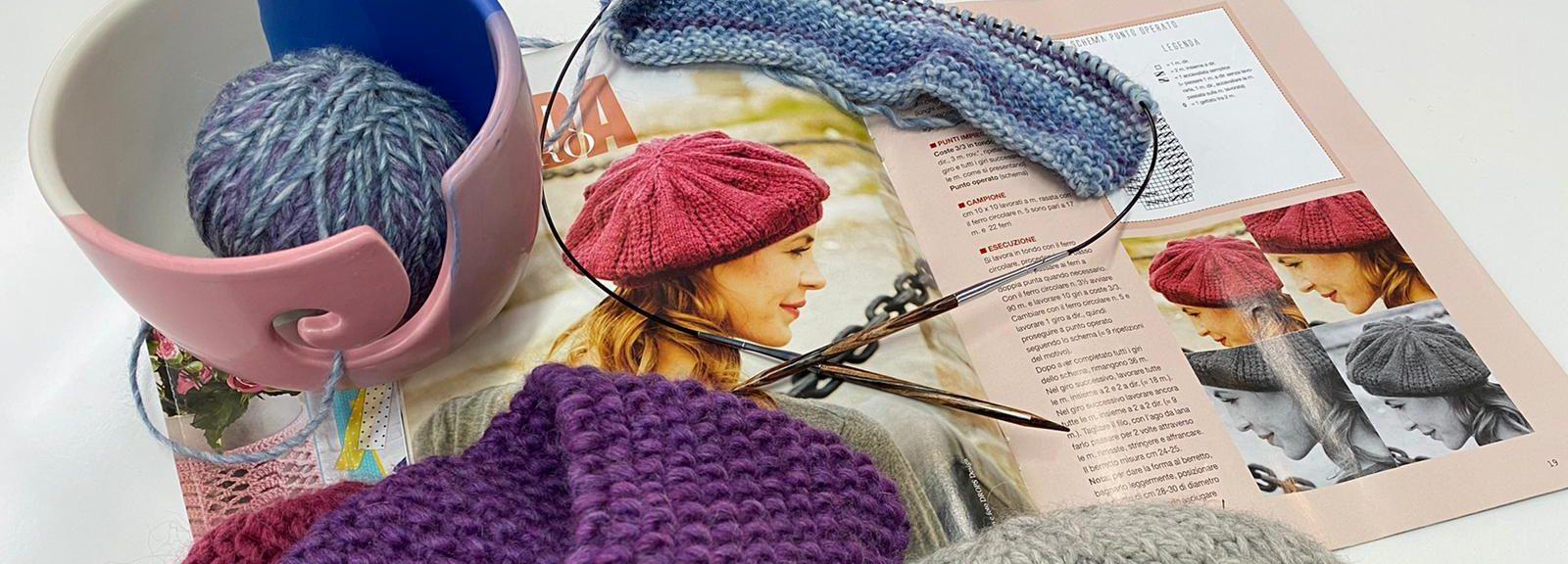 corso di knitting a torino